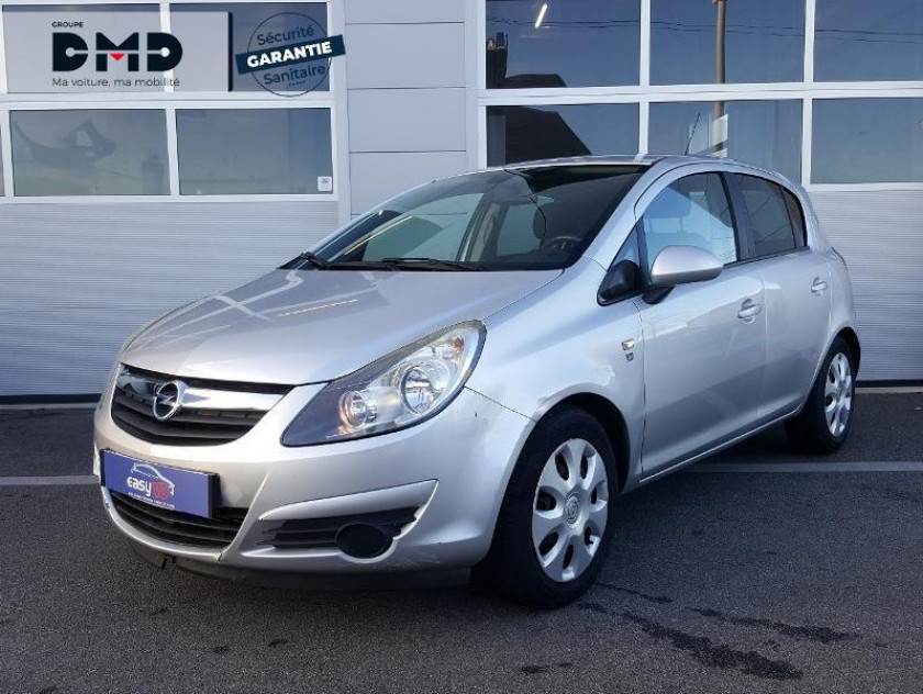 Opel Corsa 1.3 Cdti75 Fap Edition Ecof Start&stop 5p - Visuel #1