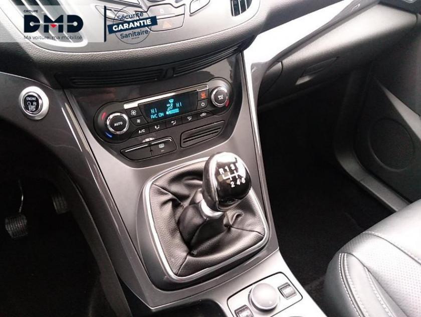 Ford Kuga 2.0 Tdci 140ch Fap Titanium - Visuel #8