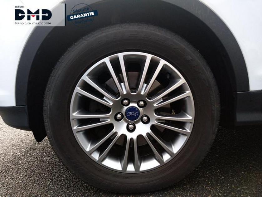 Ford Kuga 2.0 Tdci 140ch Fap Titanium - Visuel #13