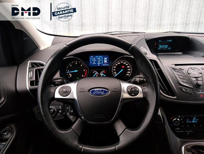 Ford Kuga 2.0 Tdci 140ch Fap Titanium - Visuel #7