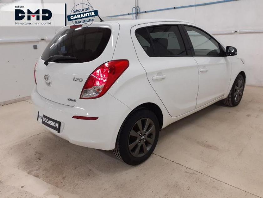 Hyundai I20 1.1 Crdi75 Go! - Visuel #3