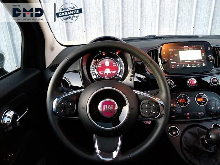 Fiat 500 1.2 8v 69ch Eco Pack Lounge - Visuel #7