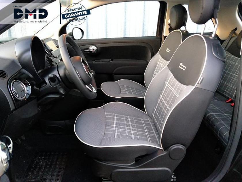 Fiat 500 1.2 8v 69ch Eco Pack Lounge - Visuel #9