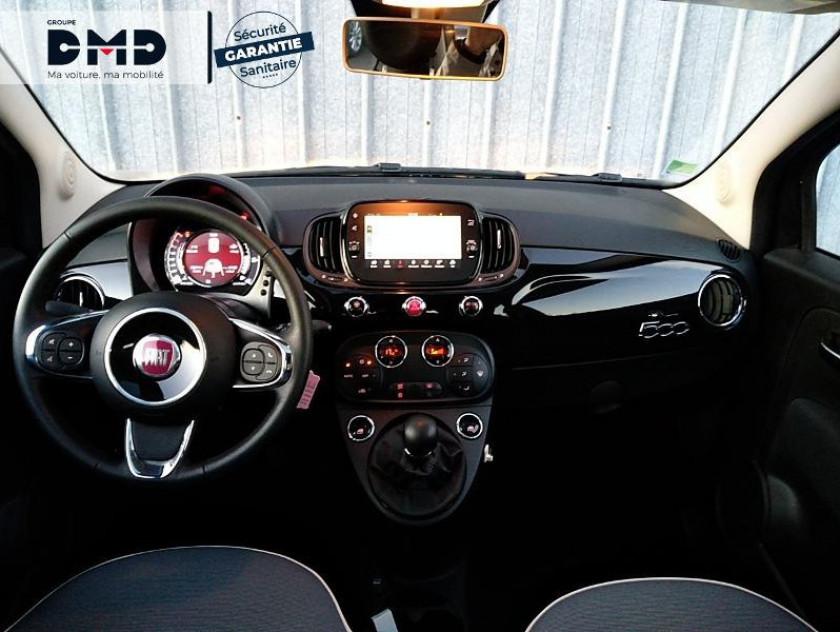 Fiat 500 1.2 8v 69ch Eco Pack Lounge - Visuel #5