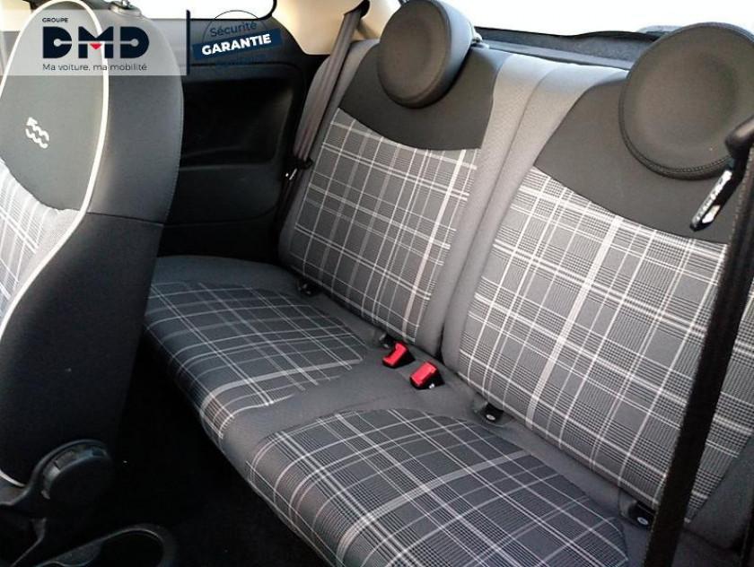 Fiat 500 1.2 8v 69ch Eco Pack Lounge - Visuel #10