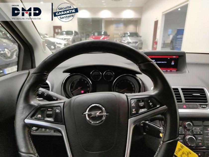 Opel Meriva 1.4 Turbo Twinport 120ch Cosmo Pack Start/stop - Visuel #7