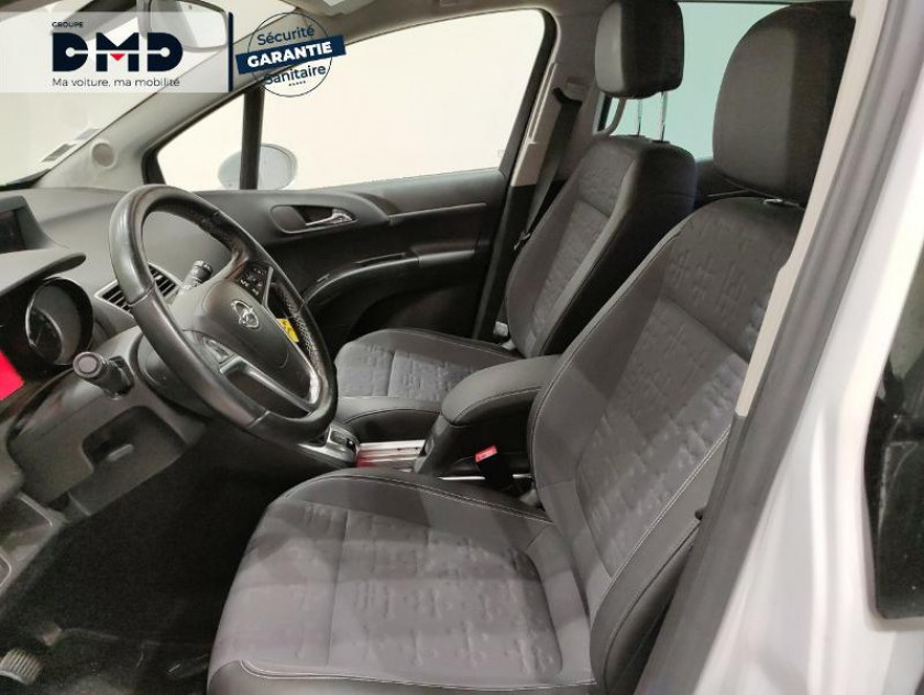 Opel Meriva 1.4 Turbo Twinport 120ch Cosmo Pack Start/stop - Visuel #9