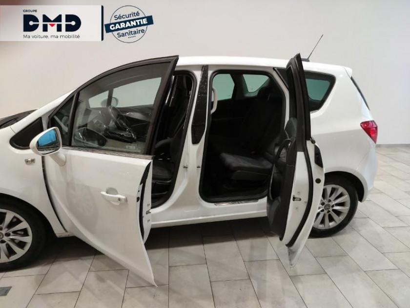 Opel Meriva 1.4 Turbo Twinport 120ch Cosmo Pack Start/stop - Visuel #14