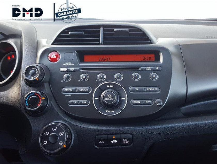 Honda Jazz 1.4 I-vtec 100 Elegance - Visuel #6