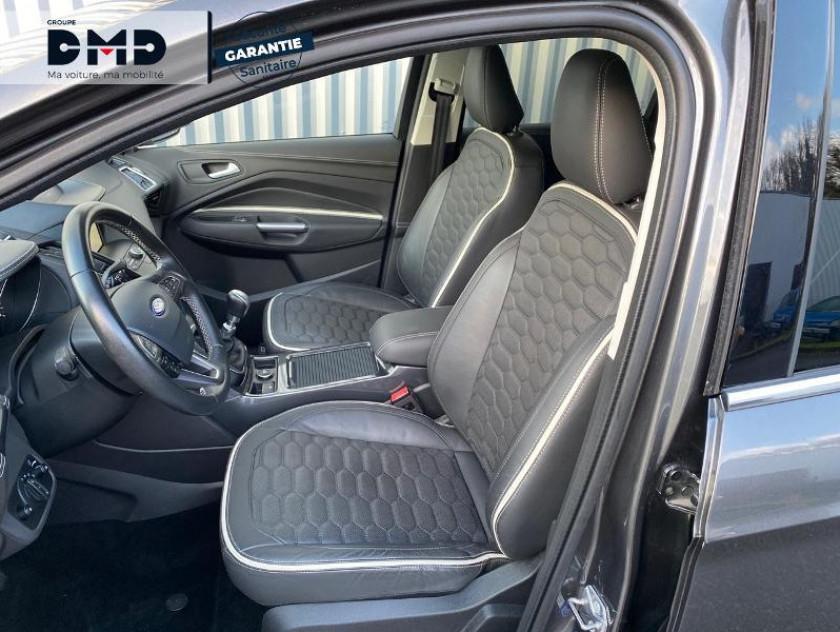 Ford Kuga 2.0 Tdci 150ch Stop&start Vignale 4x2 - Visuel #9