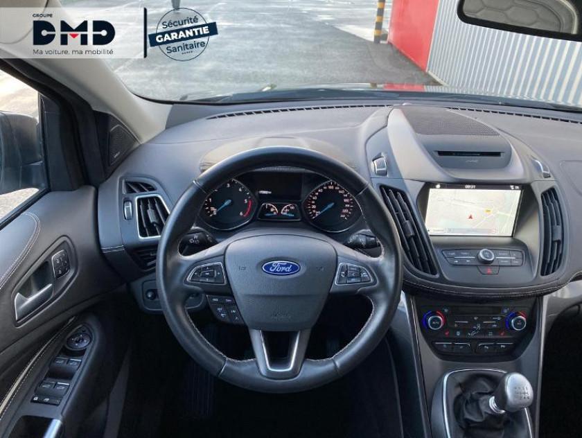 Ford Kuga 2.0 Tdci 150ch Stop&start Vignale 4x2 - Visuel #7