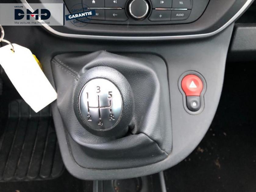 Renault Kangoo 1.5 Dci 90ch Energy Extrem Ft Euro6 - Visuel #8