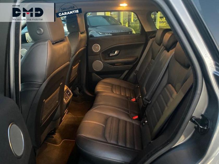 Land Rover Evoque 2.0 Td4 180 Hse Dynamic Bva Mark Iv - Visuel #9
