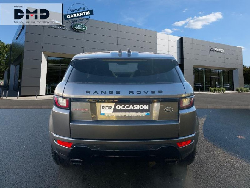 Land Rover Evoque 2.0 Td4 180 Hse Dynamic Bva Mark Iv - Visuel #10
