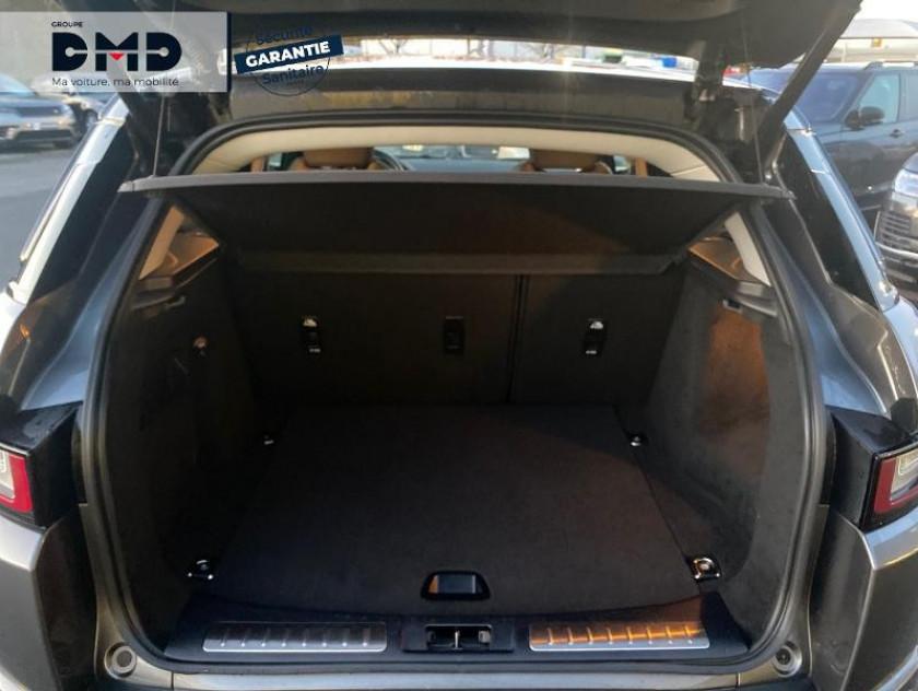 Land Rover Evoque 2.0 Td4 180 Hse Dynamic Bva Mark Iv - Visuel #11
