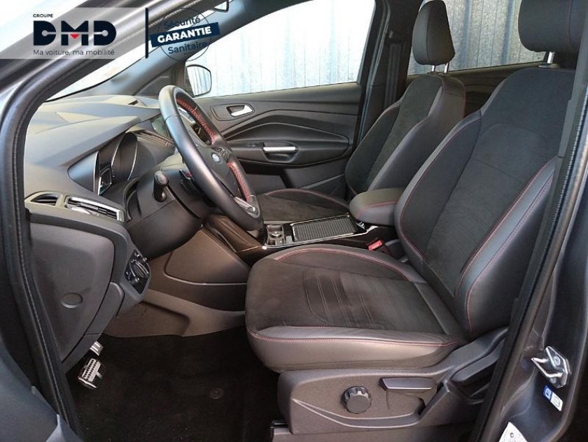 Ford Kuga 2.0 Tdci 150ch Stop&start St-line 4x4 Powershift Euro6.2 - Visuel #9