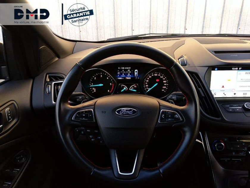 Ford Kuga 2.0 Tdci 150ch Stop&start St-line 4x4 Powershift Euro6.2 - Visuel #7