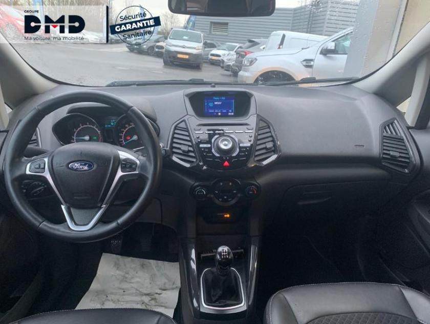 Ford Ecosport 1.0 Ecoboost 125ch Titanium - Visuel #5