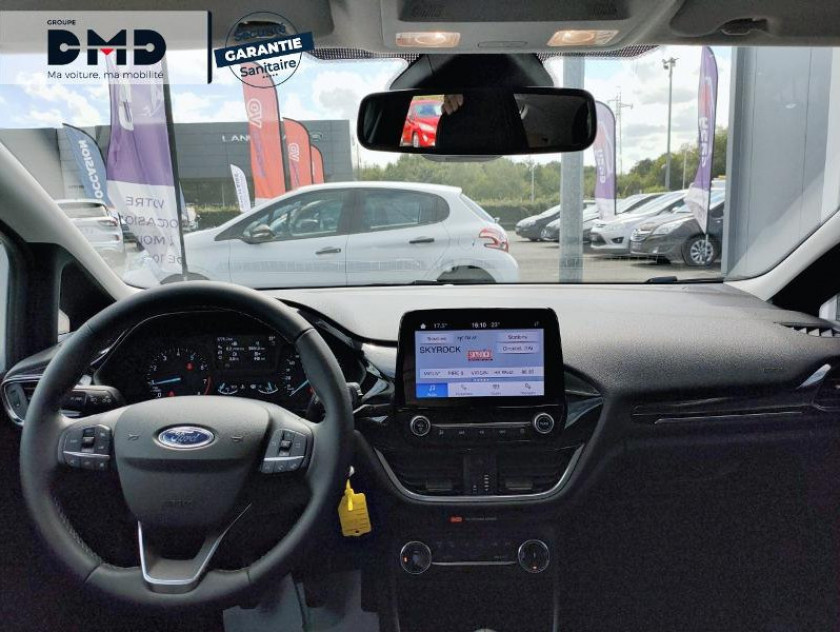 Ford Fiesta 1.1 75ch Titanium 5p - Visuel #5