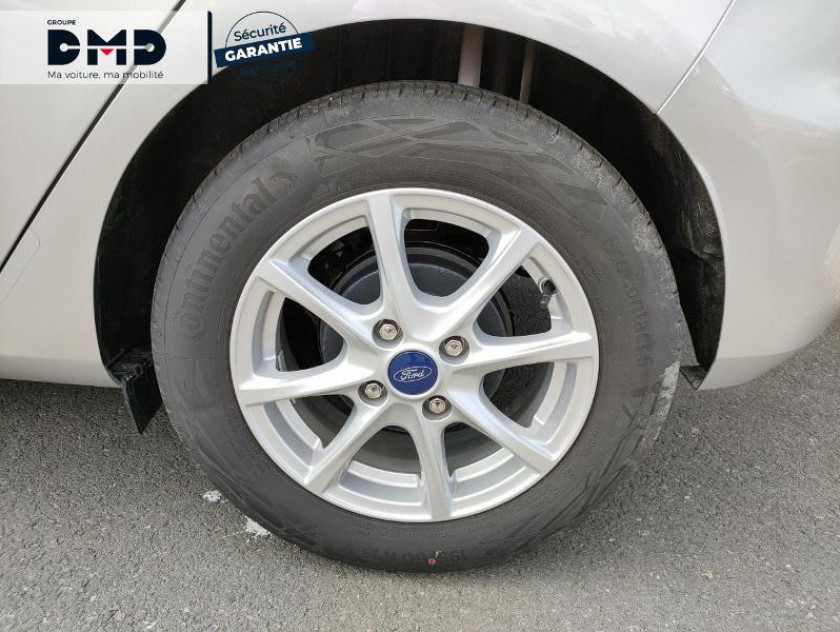 Ford Fiesta 1.1 75ch Titanium 5p - Visuel #13