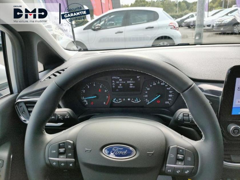 Ford Fiesta 1.1 75ch Titanium 5p - Visuel #7