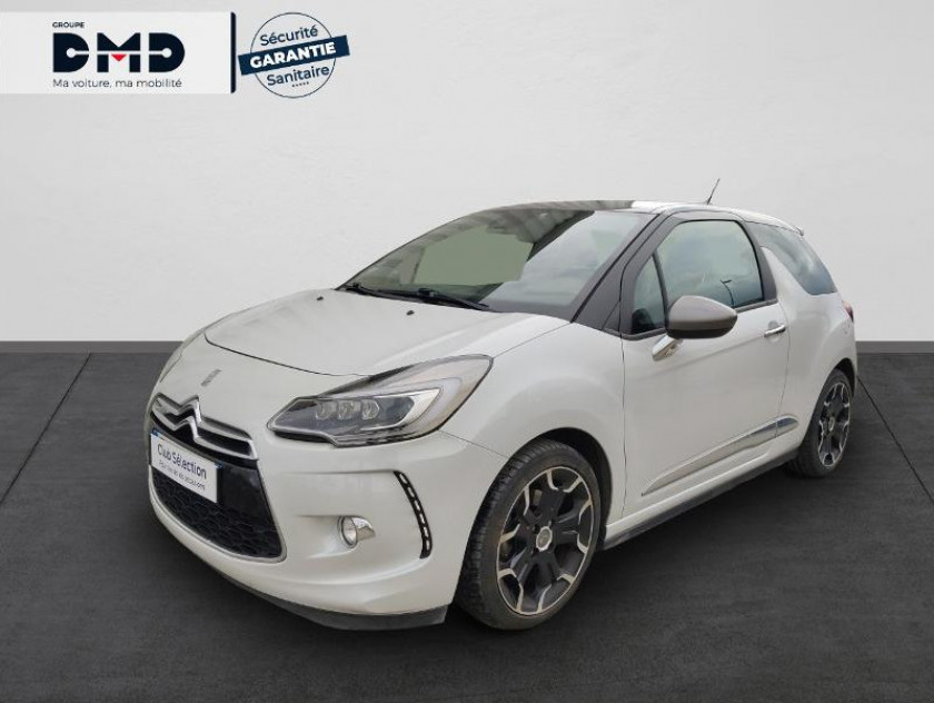 Ds Ds 3 Thp 165ch Sport Chic S&s - Visuel #1