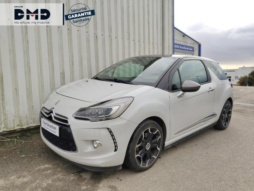 Ds Ds 3 Thp 165ch Sport Chic S&s - Visuel #14