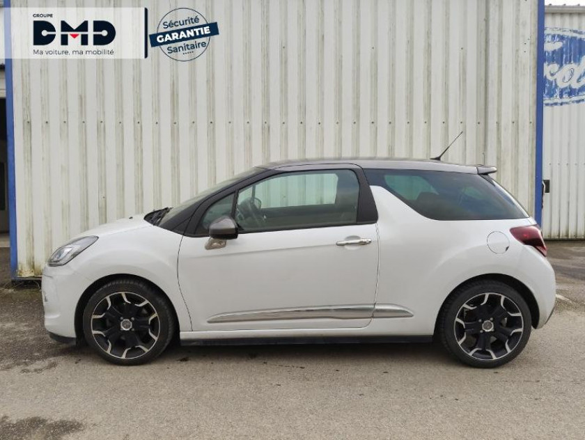 Ds Ds 3 Thp 165ch Sport Chic S&s - Visuel #2