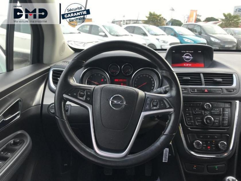 Opel Mokka 1.4 Turbo 140ch Cosmo Start&stop 4x2 - Visuel #7