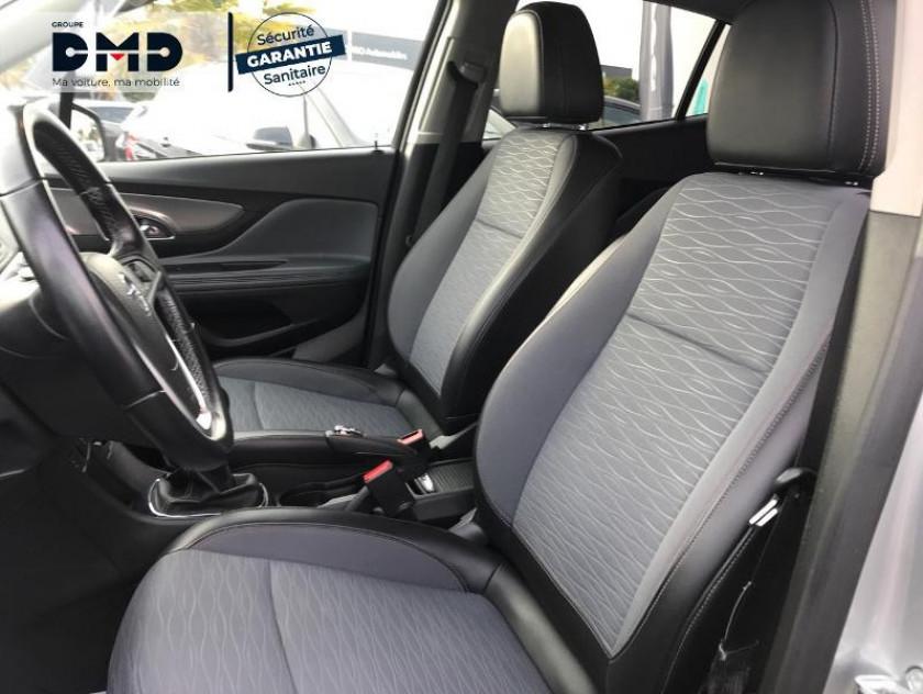 Opel Mokka 1.4 Turbo 140ch Cosmo Start&stop 4x2 - Visuel #9