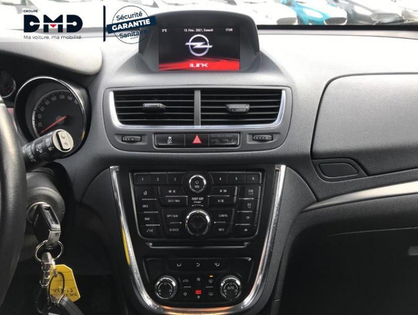 Opel Mokka 1.4 Turbo 140ch Cosmo Start&stop 4x2 - Visuel #6