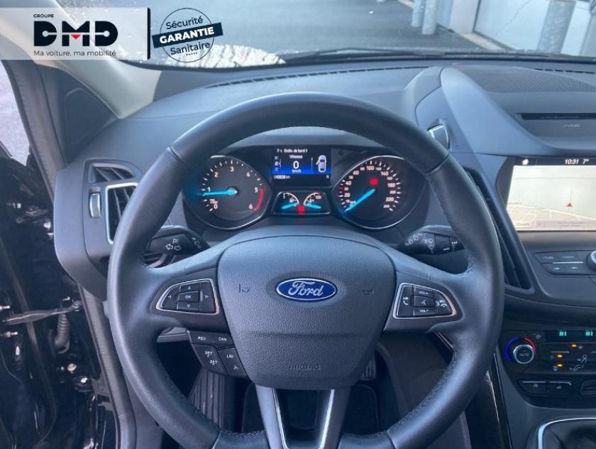 Ford Kuga 1.5 Tdci 120ch Stop&start Titanium 4x2 Euro6.2 - Visuel #7