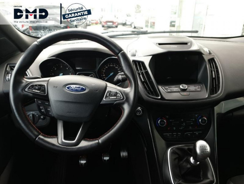 Ford Kuga 2.0 Tdci 150ch Stop&start St-line 4x2 Euro6.2 - Visuel #5