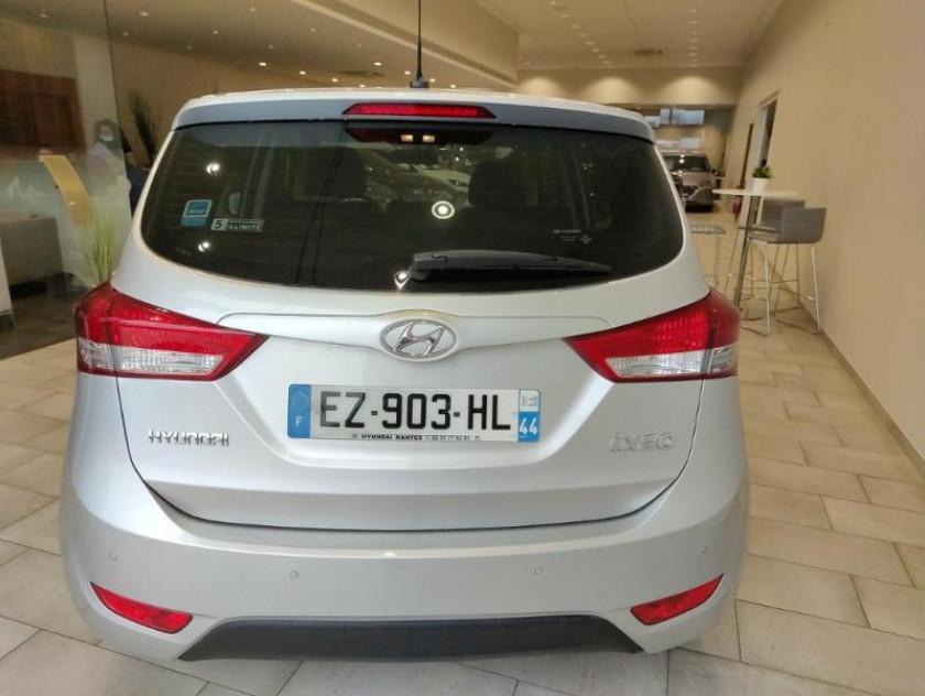 Hyundai Ix20 1.4 90ch Blue Drive Intuitive - Visuel #11