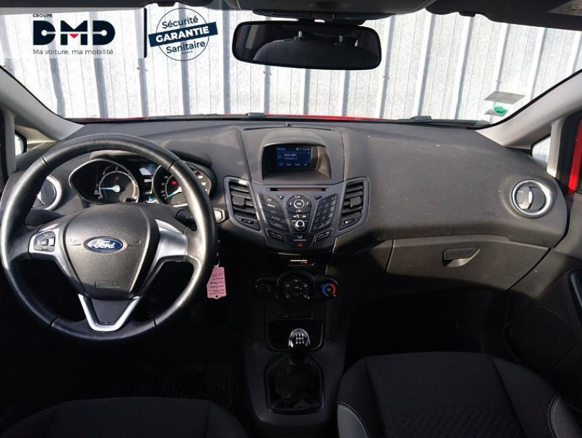Ford Fiesta 1.5 Tdci 75ch Edition 3p - Visuel #5