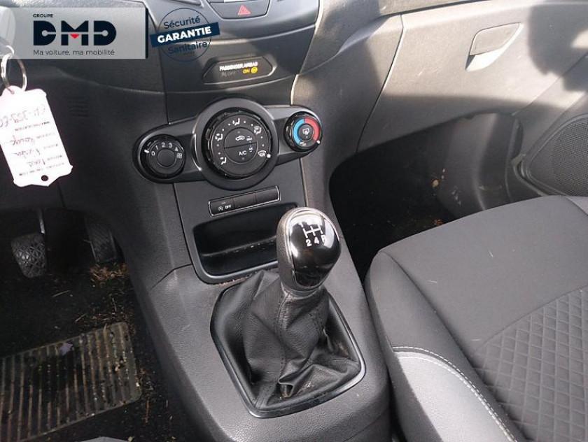 Ford Fiesta 1.5 Tdci 75ch Edition 3p - Visuel #8