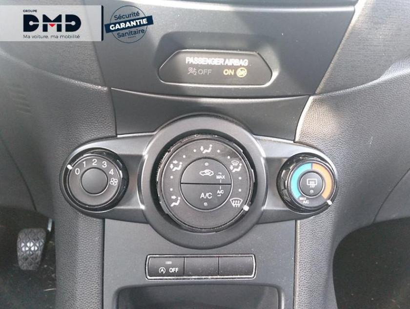 Ford Fiesta 1.5 Tdci 75ch Edition 3p - Visuel #14