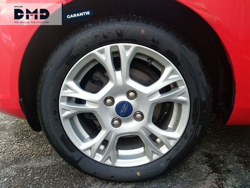 Ford Fiesta 1.5 Tdci 75ch Edition 3p - Visuel #13