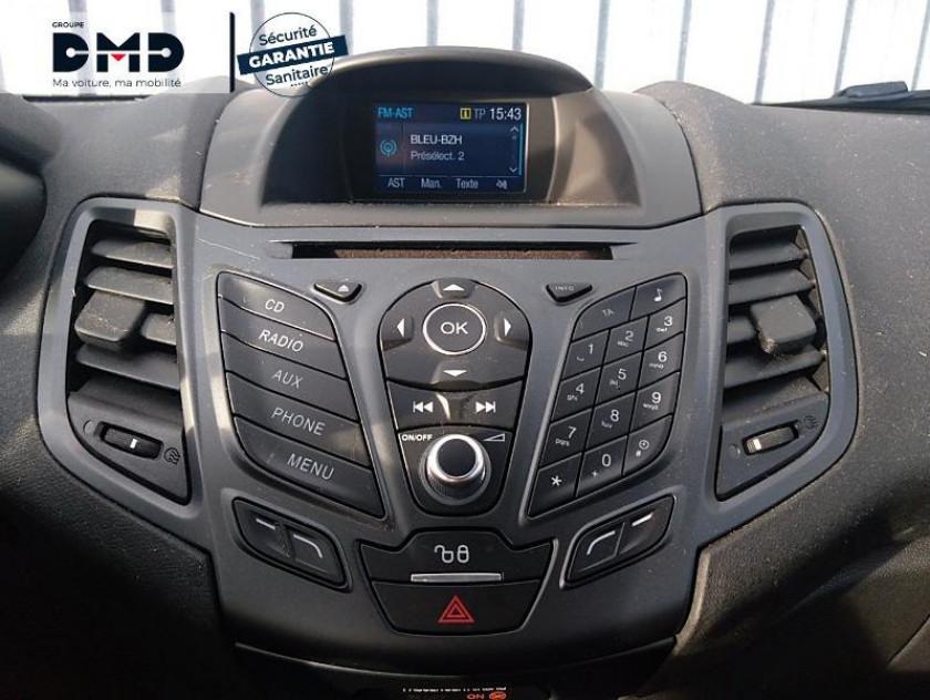Ford Fiesta 1.5 Tdci 75ch Edition 3p - Visuel #6