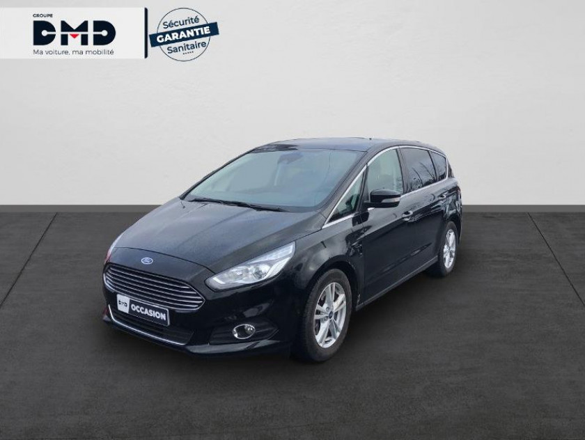 Ford S-max 2.0 Tdci 150ch Stop&start Executive - Visuel #1