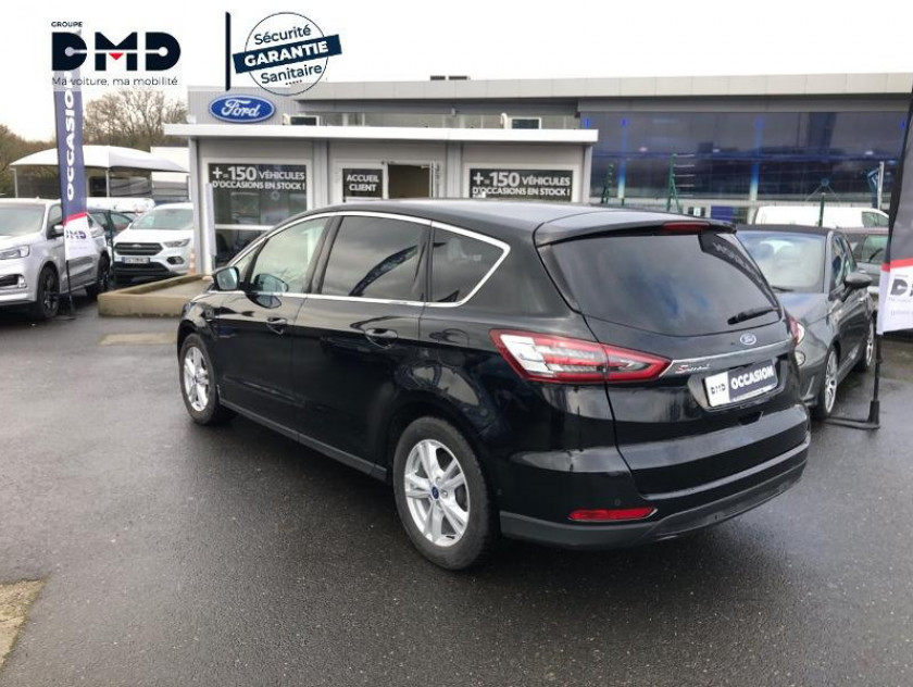 Ford S-max 2.0 Tdci 150ch Stop&start Executive - Visuel #3