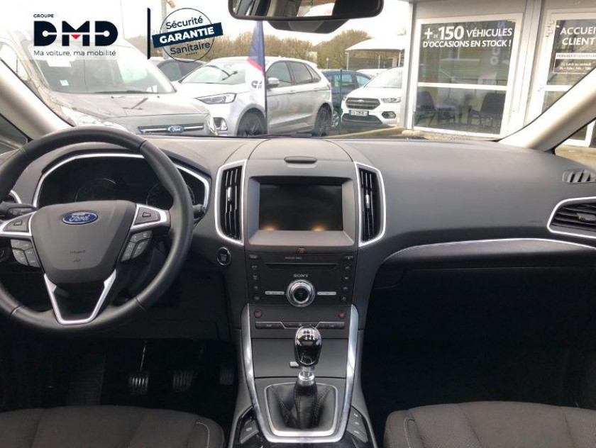 Ford S-max 2.0 Tdci 150ch Stop&start Executive - Visuel #5