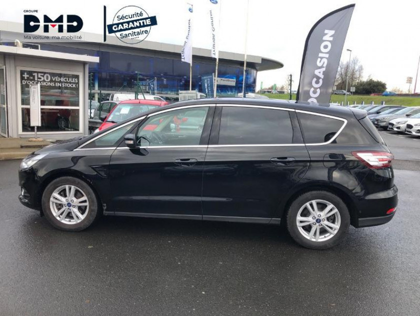 Ford S-max 2.0 Tdci 150ch Stop&start Executive - Visuel #2