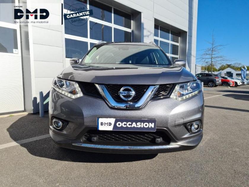 Nissan X-trail 1.6 Dci 130ch N-connecta Xtronic Euro6 - Visuel #4