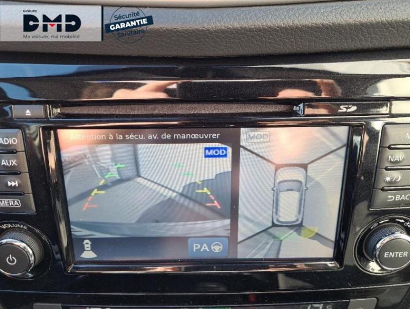 Nissan X-trail 1.6 Dci 130ch N-connecta Xtronic Euro6 - Visuel #15