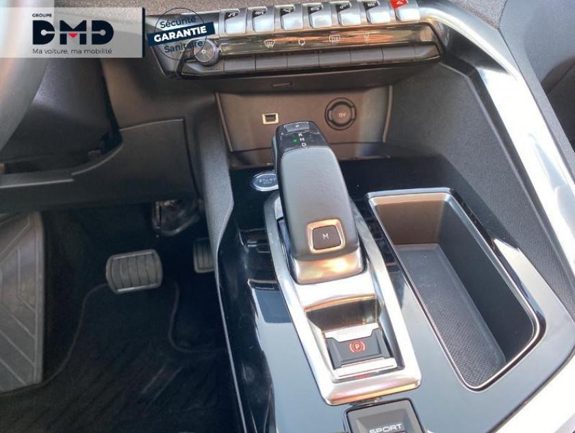 Peugeot 5008 1.6 Bluehdi 120ch Allure S&s Eat6 - Visuel #8