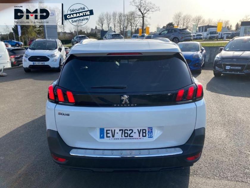 Peugeot 5008 1.6 Bluehdi 120ch Allure S&s Eat6 - Visuel #11