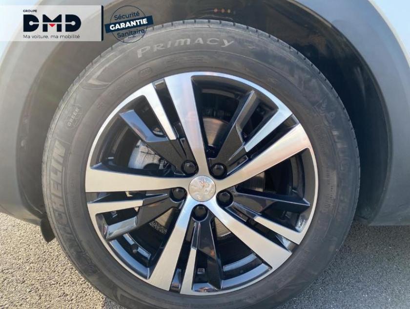 Peugeot 5008 1.6 Bluehdi 120ch Allure S&s Eat6 - Visuel #13