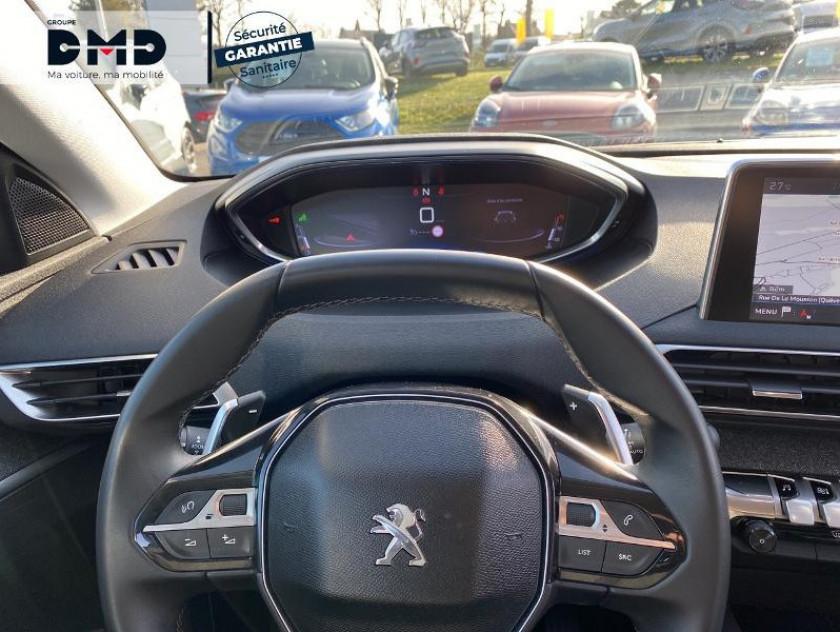 Peugeot 5008 1.6 Bluehdi 120ch Allure S&s Eat6 - Visuel #7