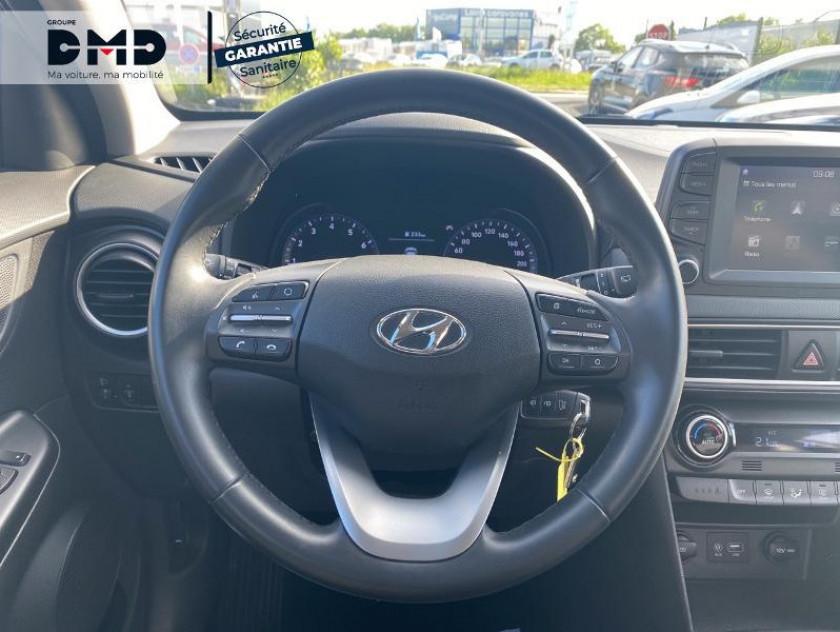 Hyundai Kona 1.0 T-gdi 120ch Fap Intuitive - Visuel #7